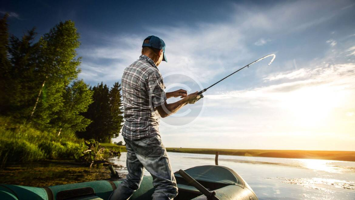 Choosing Monofilament for your Mepps Fishing